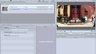 Création de DVD avec chapitres avec Compressor 4