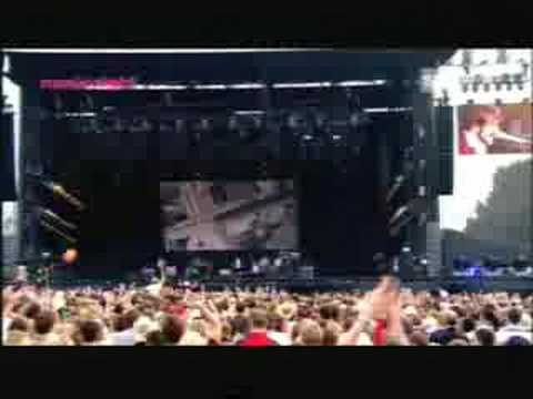 The Feeling Live - Never Be Lonely - Isle of Wight Festival