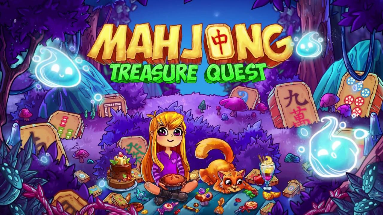 Mahjong Treasure Quest  Landscape  EN