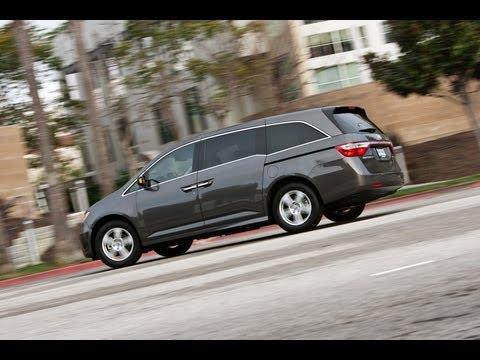 2012 Honda Odyssey Review   Edmunds.com