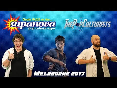 Its Out of This World! - Supanova Pop Culture Expo Melbourne 2017