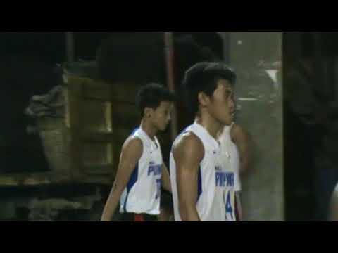 basketball contest in Mandaue(Cebu)Philippines.
