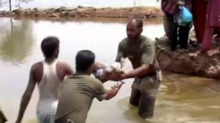 PAKISTAN FLOODS 2010 - WORSE THAN ANY RECORDED FLOODS IN PAKISTAN'S HISTORY