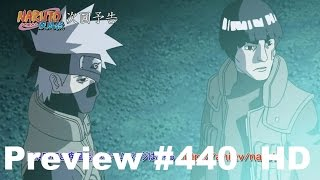 Naruto Shippuden Episode 440 Preview HD