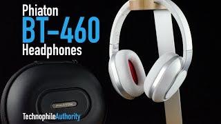 Phiaton BT-460 Headphones: TA