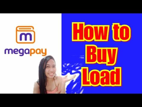 How To Buy Load From Mega Pay Application