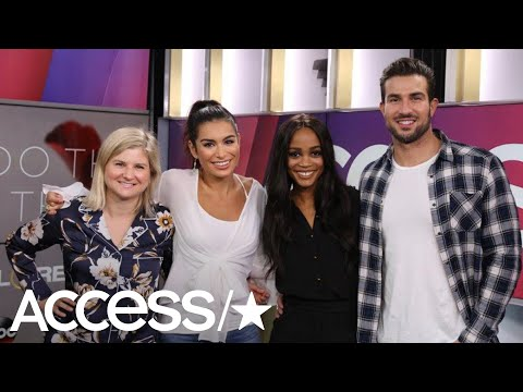 'The Bachelorette': Ashley I, Rachel Lindsay & Bryan Abasolo Slam Tia's Convo With Becca!   Access
