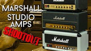 Which Mini Marshall should you get? Jubilee vs. Plexi vs. JCM800