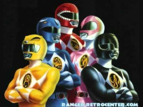 Power Rangers  Theme Hip Hop Remix