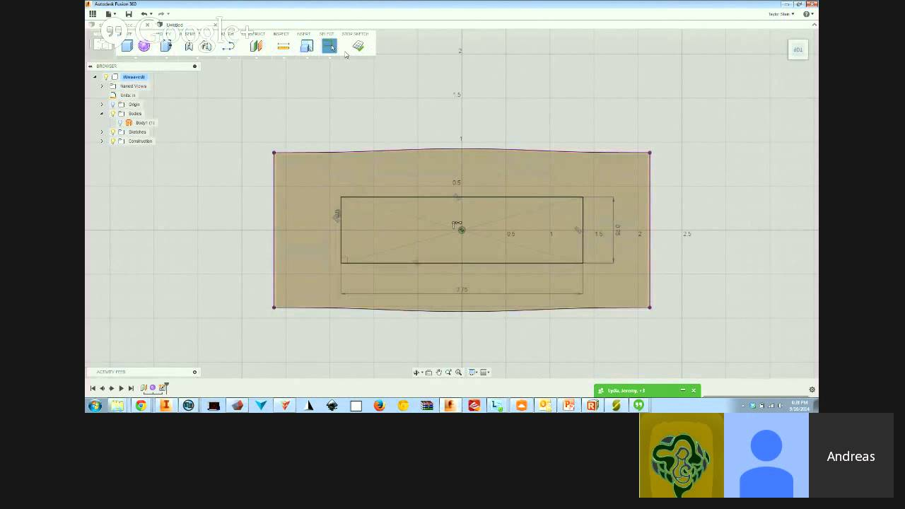 Getting Started in Fusion 360 – Enabling The Future