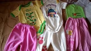 Обзор одежды для самых маленьких / ТМ