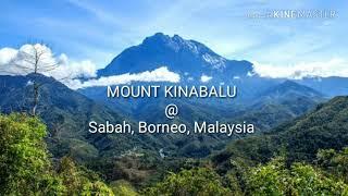 BTS KOREAN K-POP : Mount Kinabalu, Sabah, Malaysia