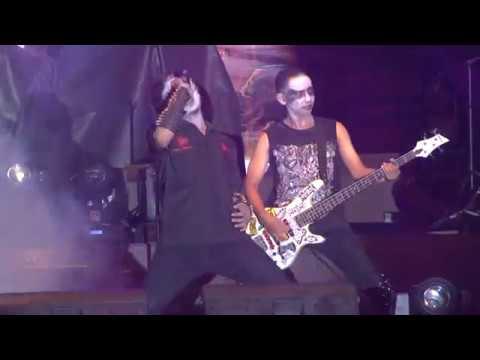 TengeT Metal - Umbul umbul Blambangan cover, live at BMG#12