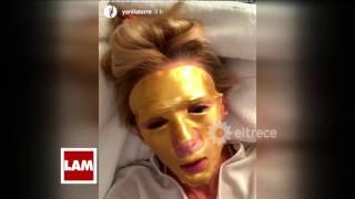 Yanina subió una foto polémica a su red social y Nancy Pazos la mató con un comentario