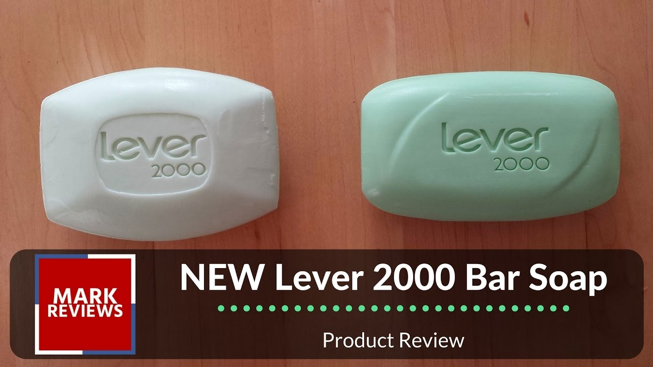 Review New Lever 2000 Soap