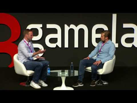 Gamelab Barcelona 2017 - Mikko Kodisoja - Mobile gaming horizons: Taking a look from the top