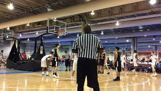 Cole Kendall Next Level Hoops Vs Hoyas Boys Basketball Highlights