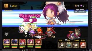 Brave Cross - Demonion floor 151-175