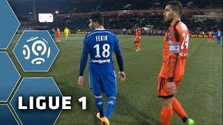 FC Lorient - Olympique Lyonnais (1-1)  - Résumé - (FCL - OL) / 2014-15