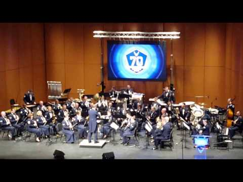 United States Air Force Band of MidAmerica Commando March