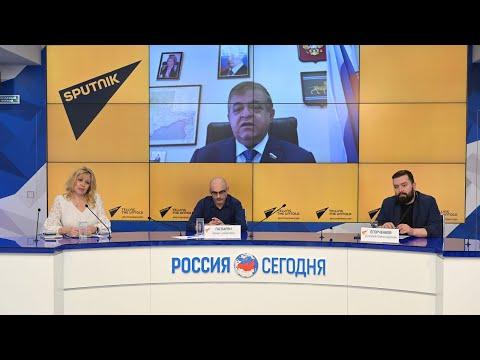 Видеомост  Москва – Ереван, итоги визита и. о. премьер-министра Армении Никола Пашиняна в Москву