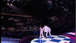 Sakis Rouvas - Shake It (Greece) 2004 Eurovision Song Contest