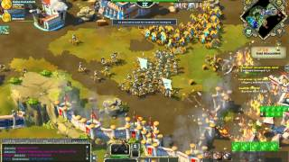 Age Of Empires Online - Greek - Legendary Soloi - Summer Patch With Gastra & Catapult (2 Of 2)