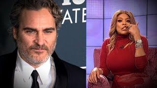 Wendy Williams Apologizes for Joaquin Phoenix Lip Scar Joke