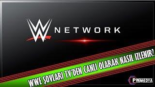WWE Şovları Canlı Yayınla TV'den Nasıl İzlenir?   7/24 GÜREŞ