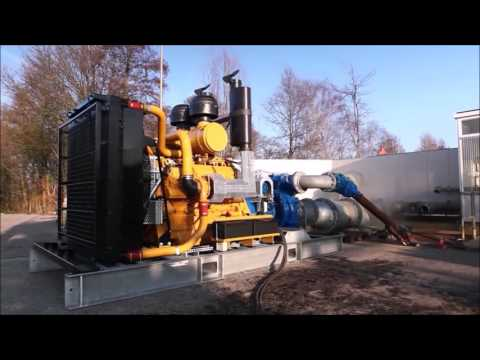 BBA - Pumps - For Offshore and Mining applications