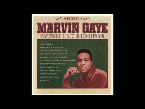 Marvin Gaye - How Sweet It Is To Be Loved by You mp3