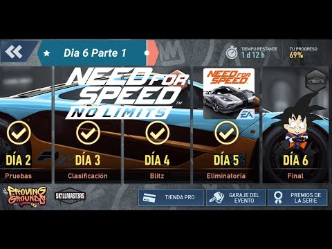 Need For Speed No Limits Android McLaren F1 LM Dia 6 Final Parte 1