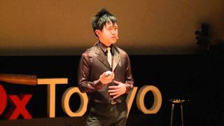 TEDxTokyo -Black - A Yo-Yo Story - [English]