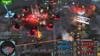 Dawn of War II: Retribution - Open Wide The Abyss of Chaos