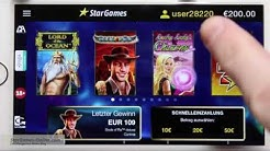 Stargames App - runterladen und mobil bei Stargames spielen