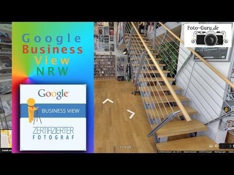 Google Maps Business View für Ihr Unternehmen in Essen & NRW