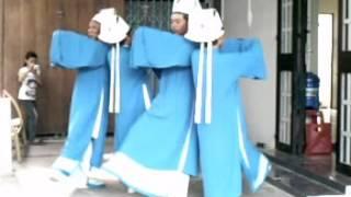 5- CAO DAI - Diễn Tập Lễ Đăng Điện Tuần Chung.