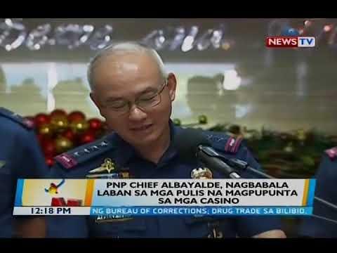 PNP: Ilang local politicians, organized crime group, posibleng nagsasabwatan para makaipon ng pondo