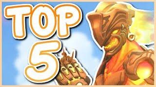 Overwatch - TOP 5 BEST GENJI SKINS