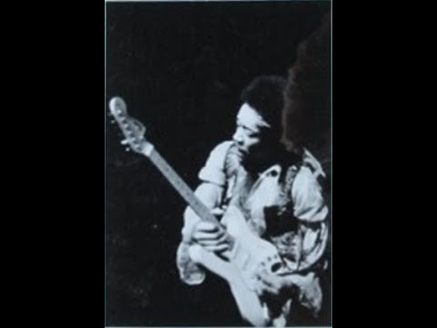 Jimi Hendrix- St. Paul Civic Center, St. Paul, Minnesota 5/3/70