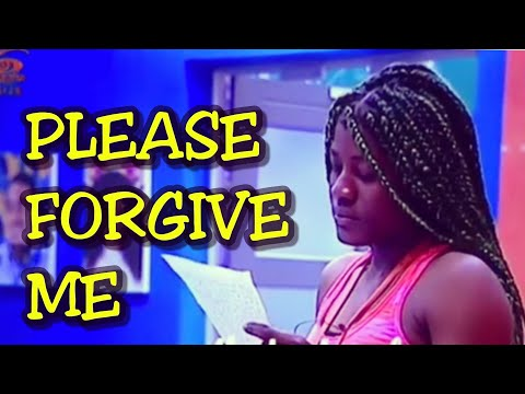 ALEX IN TEARS AS SHE APOLOGISE TO CEEC + ALEX READS AN OPEN LETTER TO CEEC // BB NAIJA 2018