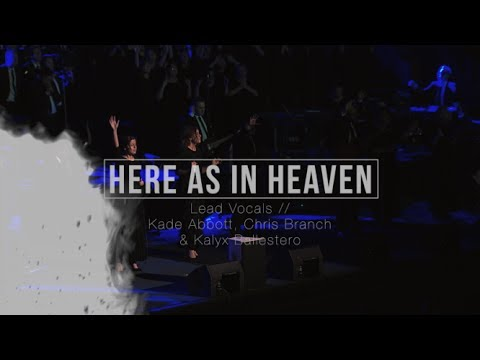Here as in Heaven | JESUS | Indiana Bible College