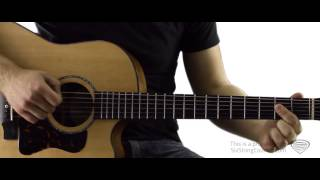 Friday Night - Guitar Lesson And Tutorial, Eric Paslay