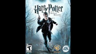 Harry Potter and the Deathly Hallows part 1 часть 2 (Финал) (стрим с player00713)