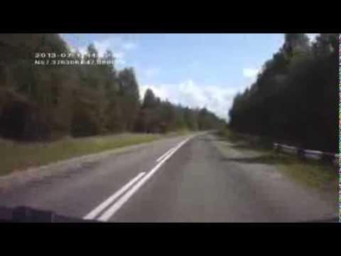 от поворота на Русские краи до поворота на Кикнур