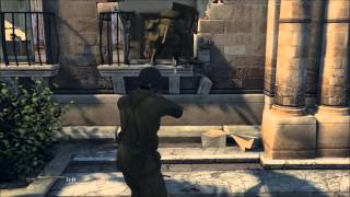 Mafia II Chapter 1 The Old Country Hard Difficulty Playthrough