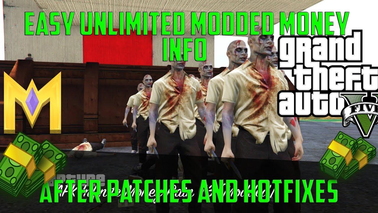 GTA5 Online Glitches *NEW* MODDED MONEY JOB LINKS UPDATE INFO! NEW XBOX/PS4  INFO