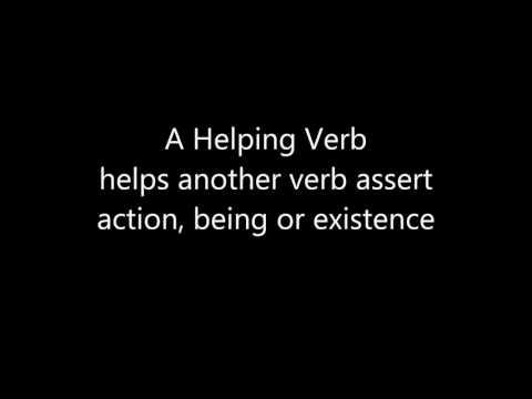 CC Cycle 1 English - Helping Verbs song