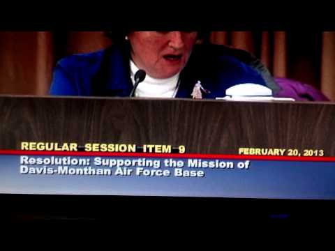 MARTIAL LAW in Tucson or not? Resolution 22006 = Ron Paul Revolution