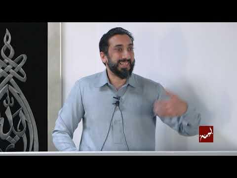 The Devil's Final Ultimatum - Khutnah by Nouman Ali Khan